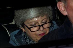 Brexit: Κρίσιμο ραντεβού της Τερέζα Μέι με τον Τζέρεμι Κόρμπιν!
