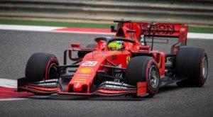 Ο μικρός Schumacher αφήνει υποσχέσεις, στις δοκιμές της Formula 1 στο Μπαχρέιν