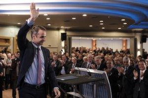 Εκλογές 2019 – Μητσοτάκης στη Σπάρτη: Γαλάζιες νίκες σε όλες τις κάλπες!