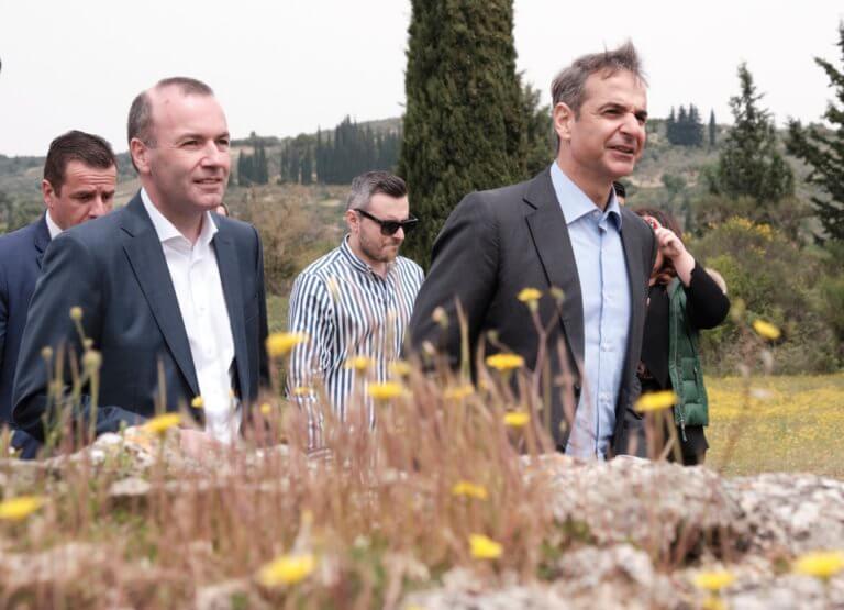 """Εκλογές 2019 – ΣΥΡΙΖΑ για Βέμπερ: Ο """"φίλος"""" που έλεγε τους Έλληνες τεμπέληδες του Νότου!"""