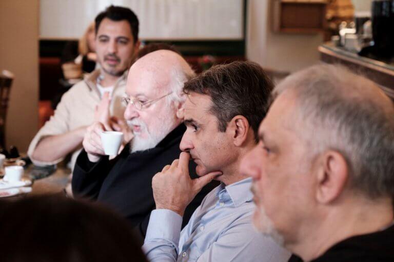 Σαββόπουλος: Ο Μητσοτάκης μας διαβεβαίωσε για την θετική του στάση – Όλα τα άλλα είναι περιττά
