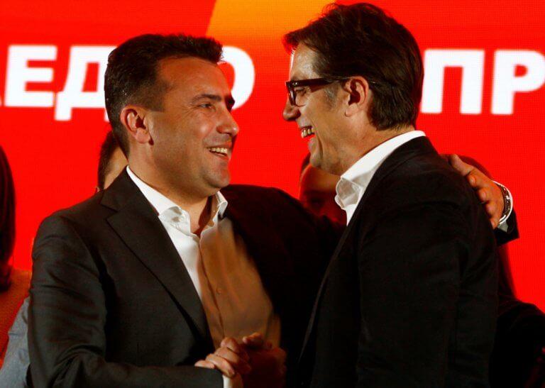 Βόρεια Μακεδονία: Προεκλογικός πυρετός για τον β' γύρο των προεδρικών εκλογών