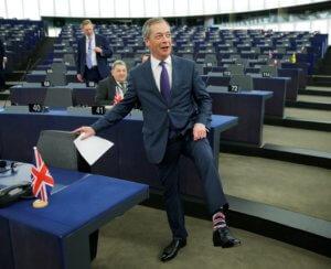 Ευρωεκλογές 2019 – Βρετανία: Πρώτο κόμμα το «Brexit» του Φάρατζ!