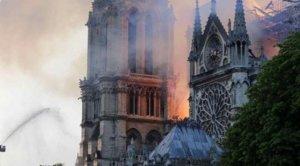Παναγία των Παρισίων: Βραχυκύκλωμα πιθανότατα η αιτία της καταστροφικής πυρκαγιάς!