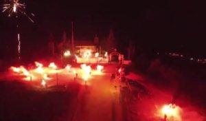 ΠΑΟΚ: Ξεκίνησε το «πάρτι» τίτλου στην Αθήνα! «Χαμός» στη Βόρεια Ελλάδα – videos