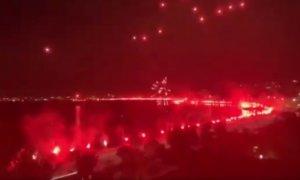 ΠΑΟΚ: «Κάηκε» η Θεσσαλονίκη για το πρωτάθλημα του «δικέφαλου του Βορρά»! video