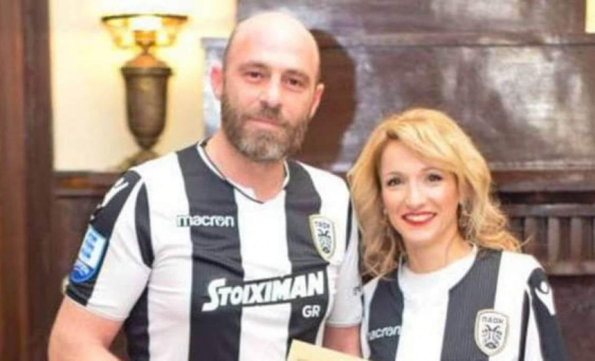 ΠΑΟΚ: Παντρεύτηκε λόγω… πρωταθλήματος! Υλοποίησε υπόσχεση 20 ετών – pic