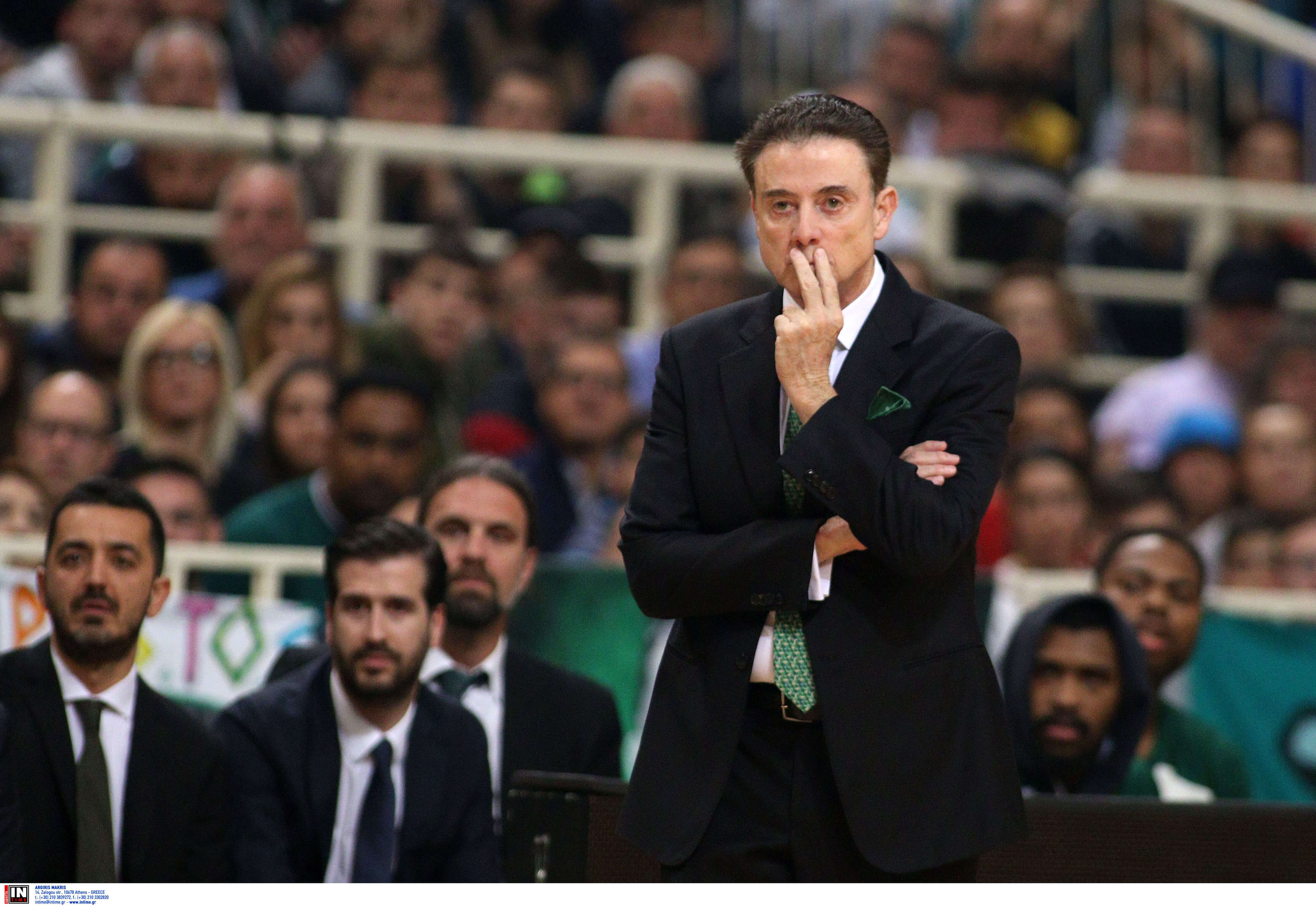 """Πιτίνο: """"Ήρθε η στιγμή ο Παναθηναϊκός να βρεθεί και πάλι στο Final-4"""""""