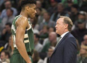 Ο Γιάννης Αντετοκούνμπο έχει τον κορυφαίο προπονητή του NBA!