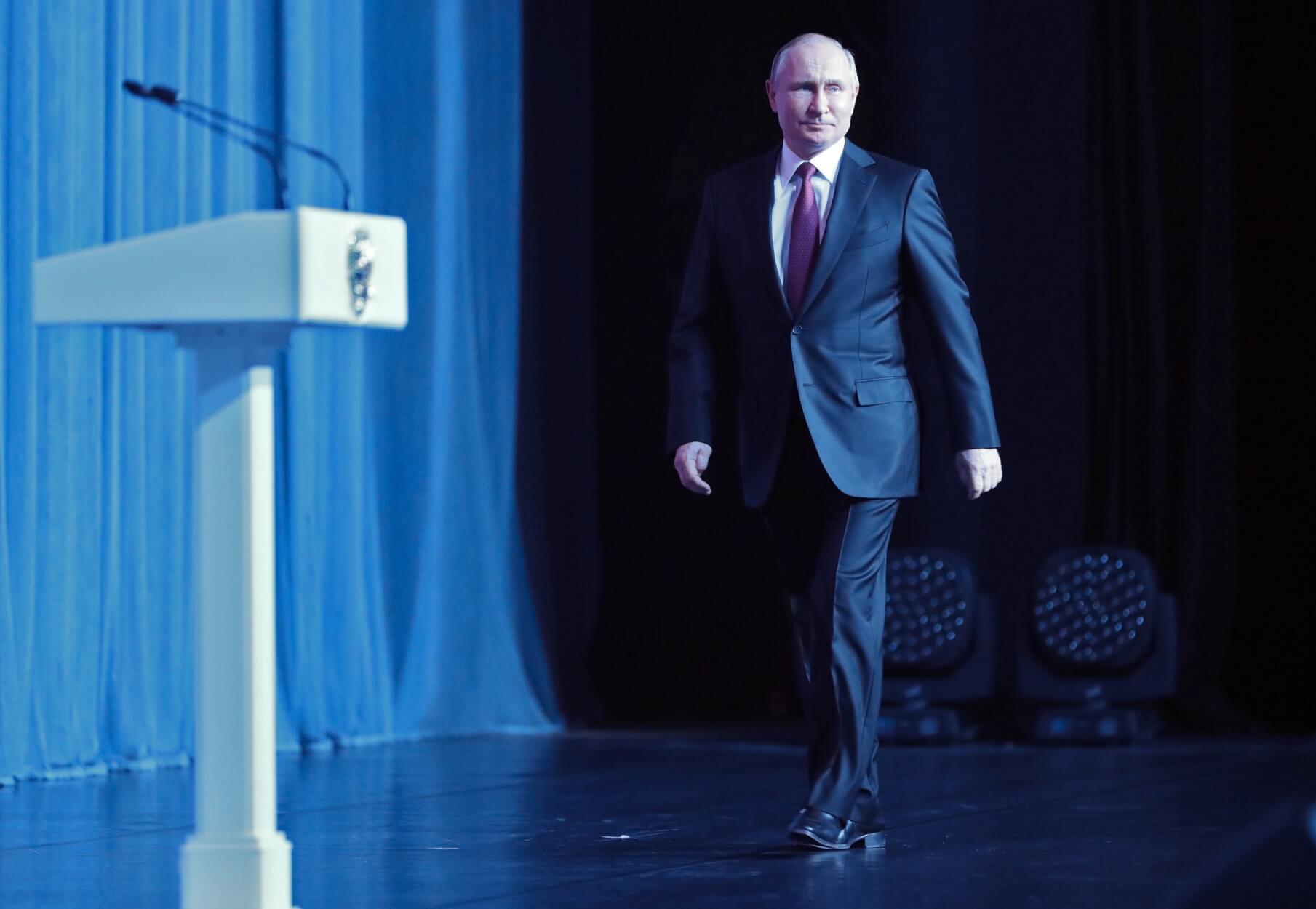 Ο Πούτιν κατασκευάζει πυρηνικό σταθμό στην Αιθιοπία!