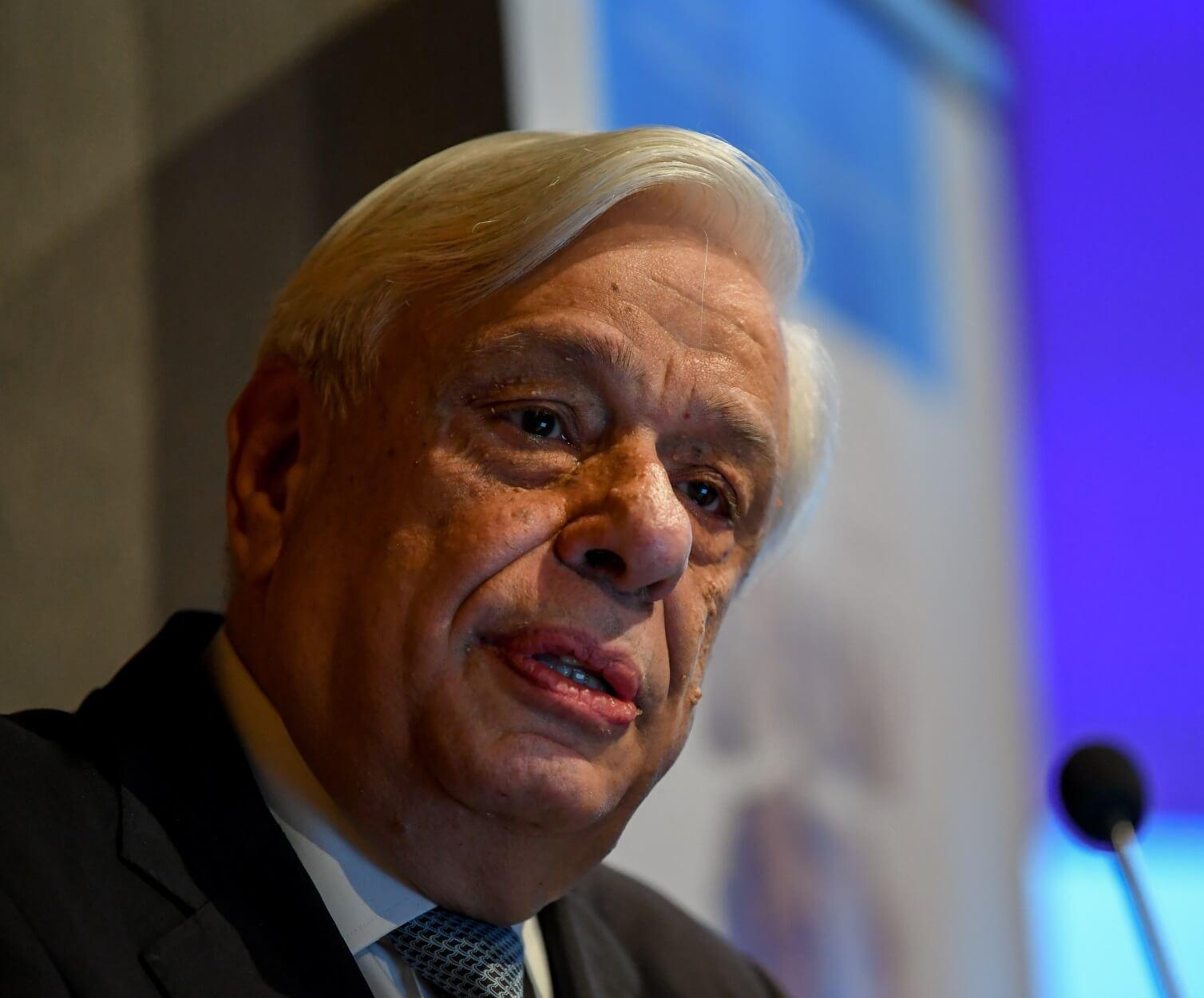 """Παναγία των Παρισίων – Παυλόπουλος: Στο πλευρό της Γαλλίας η Ελλάδα για το """"τραγικό συμβάν""""!"""