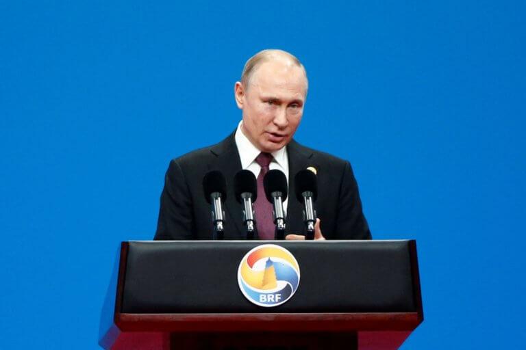 Πούτιν: «Θετικός» στην διεξαγωγή έρευνας για το μολυσμένο πετρέλαιο