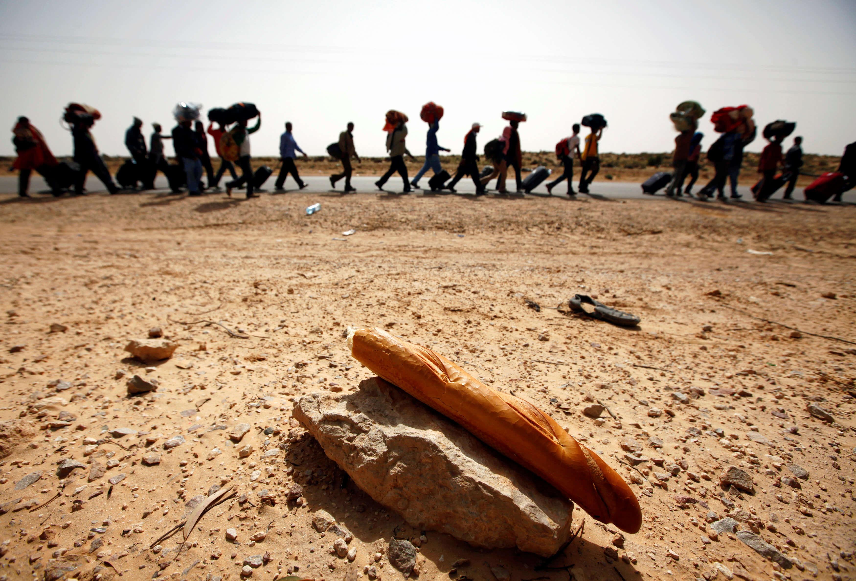 Die Welt - προσφυγικό
