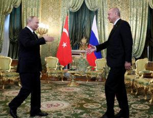 Σύγκρουση Ερντογάν – Τραμπ για S 400 και F 35 – Καιροφυλακτεί ο Πούτιν