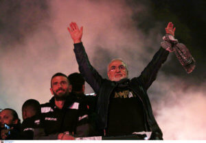 ΠΑΟΚ: Συγχαρητήρια της ΕΠΟ σε Σαββίδη για το Κύπελλο!