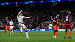 Champions League ΤΕΛΙΚΑ: Προβάδισμα για Τότεναμ και Λίβερπουλ