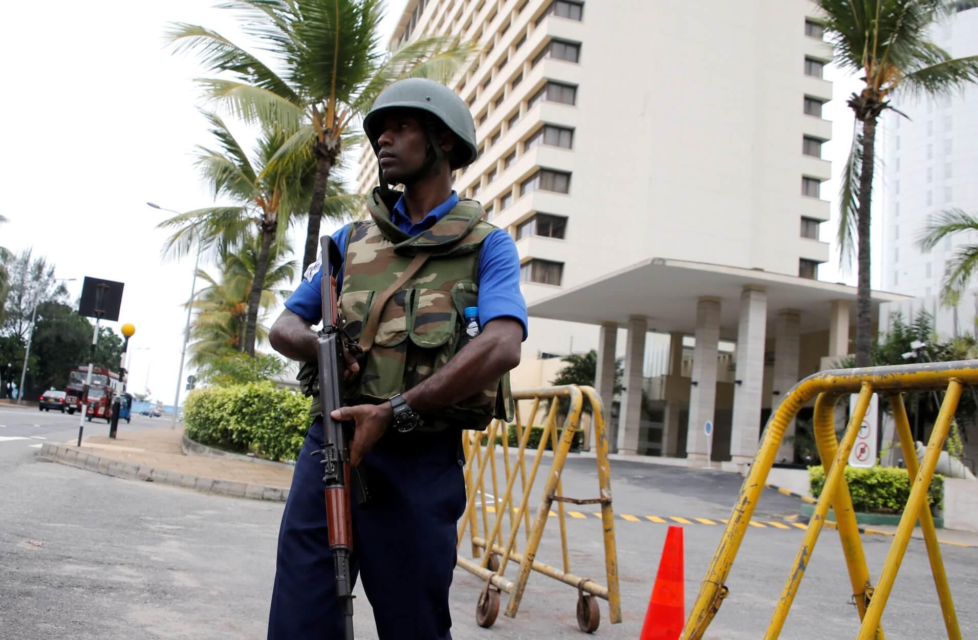 """Σρι Λάνκα: """"Κόκκινος"""" συναγερμός για νέες τρομοκρατικές επιθέσεις!"""
