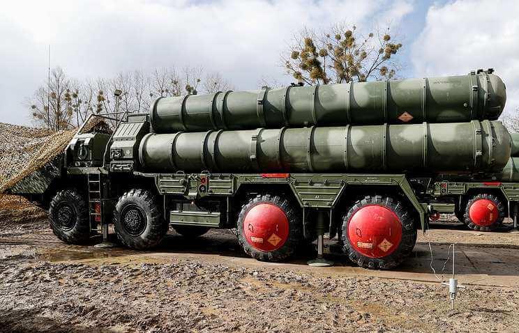 Ζήτημα μηνών η εγκατάσταση των ρωσικών πυραύλων S-400 στην Κίνα!