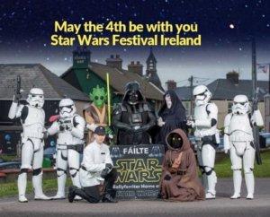 Αυτοκινητόδρομος αλά «Star Wars» στην Ιρλανδία! Video
