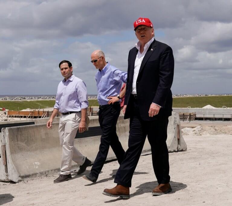 """Και ο Ντόναλντ Τραμπ τζούνιορ σε… """"επαφές τρίτου τύπου"""" σύμφωνα με τον Μάλερ"""