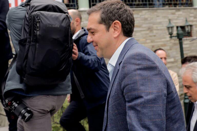 """Εκλογές 2019: """"Οργώνει"""" τη χώρα ο Τσίπρας! Επόμενη στάση, Καλαμάτα"""
