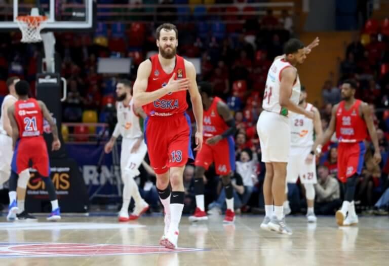 """Euroleague: """"Super"""" Ροντρίγκεθ για ΤΣΣΚΑ και… 1-0 με Μπασκόνια!"""