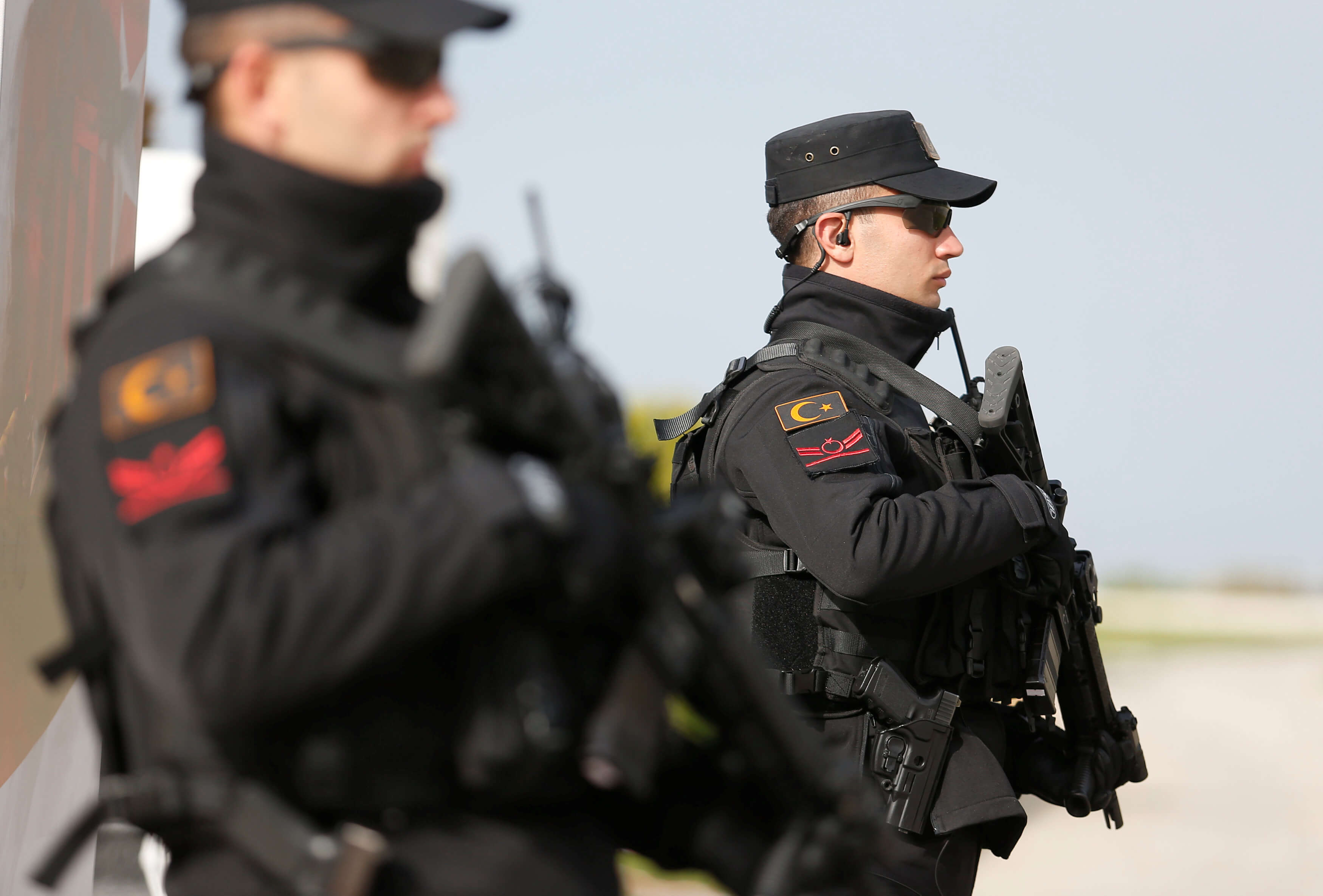 Τουρκία - συλλήψεις