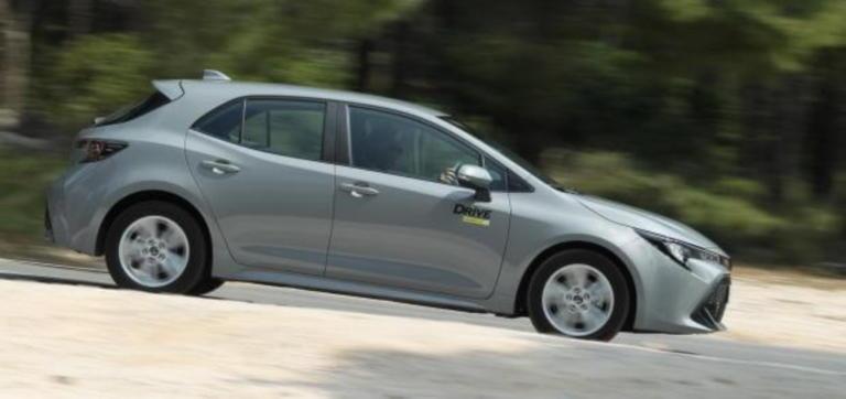 Δοκιμάζουμε την ολοκαίνουργια Toyota Corolla 1.2 Turbo [pics]