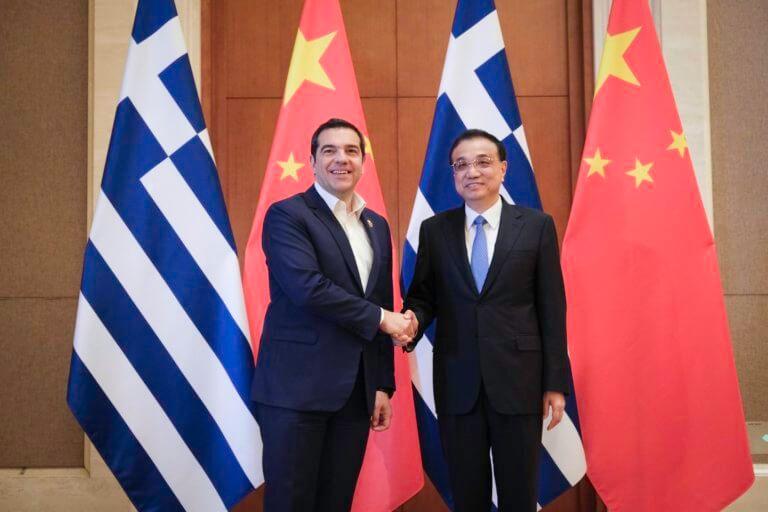 Τσίπρας – Κίνα: Θα αγοράζουν ελληνικά φρούτα – Masterplan για το λιμάνι του Πειραιά!