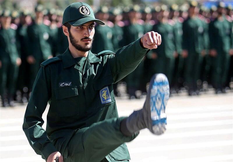 Ιράν - Φρουροί της Επανάστασης