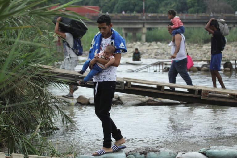 ΟΗΕ για Βενεζουέλα: Αντιμετωπίζει ένα πολύ πραγματικό ανθρωπιστικό πρόβλημα