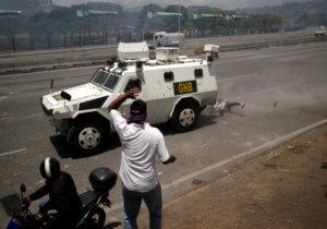 ΟΗΕ για Βενεζουέλα: Έκκληση στις δύο πλευρές για «μέγιστη αυτοσυγκράτηση»