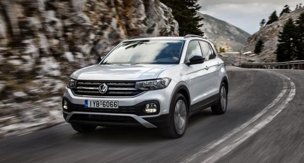 Σε τι τιμή ήρθε το νέο μικρό SUV της VW στη χώρα μας; [pics]