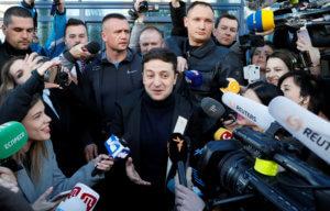 Ουκρανία: Τεράστιο προβάδισμα Ζελένσκι σε δημοσκόπηση