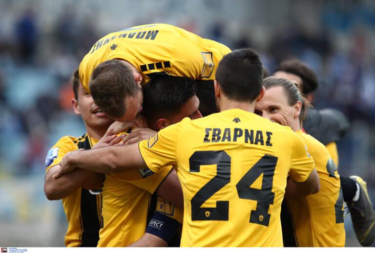 Κύπελλο Ελλάδας: Με μαύρα περιβραχιόνια θα αγωνιστεί η ΑΕΚ