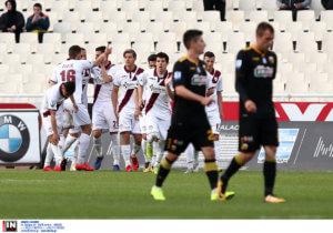 Superleague: Στον «γκρεμό» ο ΠΑΣ Γιάννινα! Πανηγύρισε στο ΟΑΚΑ η ΑΕΛ