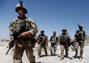 ΗΠΑ: Συμφωνία με Ρωσία και Κίνα για αποχώρηση από το Αφγανιστάν