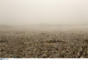 Καιρός σήμερα: Βροχή και αφρικανική σκόνη θα κάνουν δύσκολη την ζωή μας