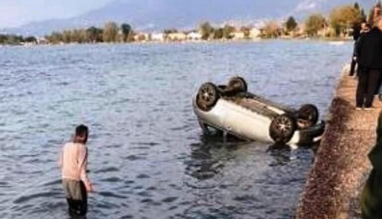 Πάτρα: Αυτοκίνητο έπεσε στη θάλασσα – Περαστικοί βούτηξαν για να σώσουν την οδηγό!