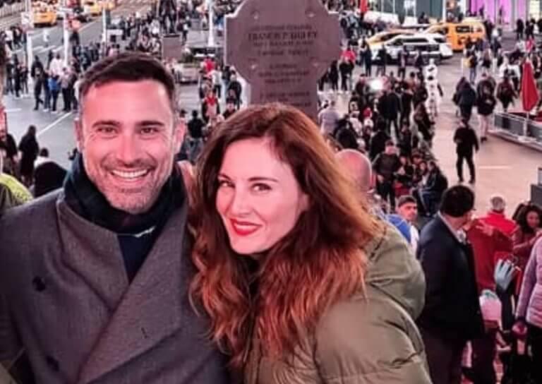 692d06d33821 Γιώργος Καπουτζίδης – Αγγελική Λάμπρη  Βόλτα στην Νέα Υόρκη!  pics ...
