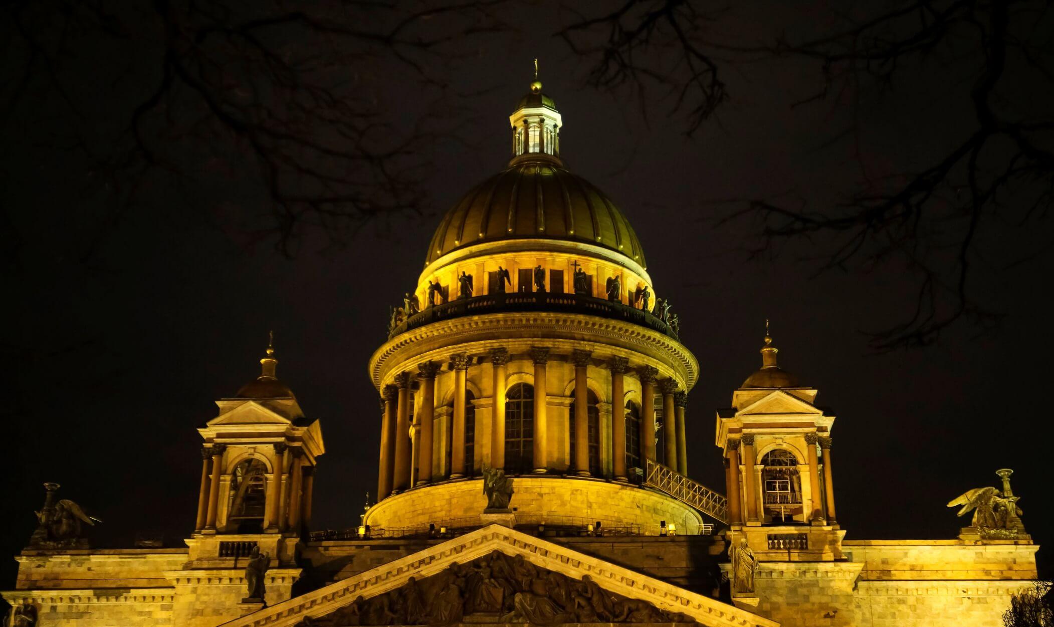 Μία σταγόνα ιστορία - Αγία Πετρούπολη: Ονειρικό επίτευγμα ενός μυθικού τσάρου