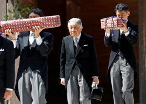 Ιαπωνία: Παραιτείται ο αυτοκράτορας Ακιχίτο!
