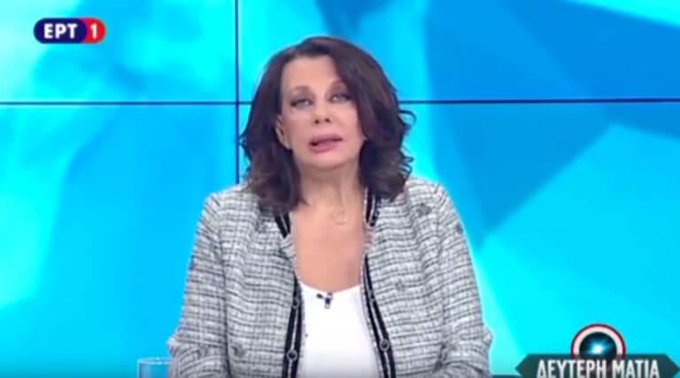 Ακριβοπούλου: Επίσημα με βραδινό talk show στην ΕΡΤ!