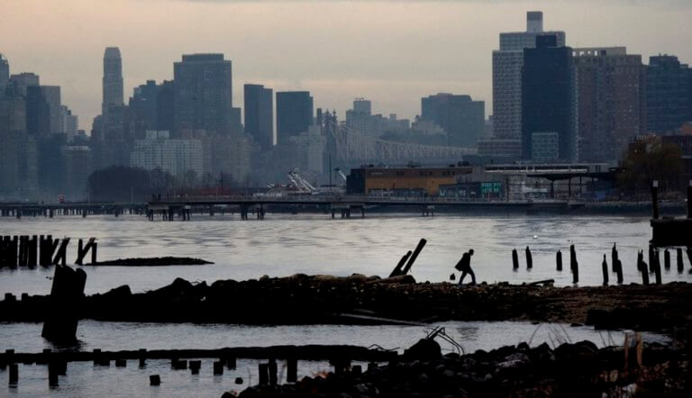 Ανησυχία στο Μανχάταν από την άνοδο της στάθμης της θάλασσας – Λαμβάνουν μέτρα