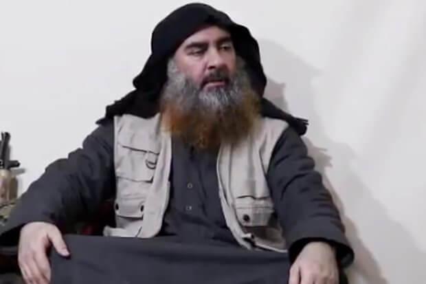 Αμπού Μπακρ αλ Μπαγκντάντι: Πρώτη εμφάνιση του ηγέτη του ISIS εδώ και 5 χρόνια! [video]