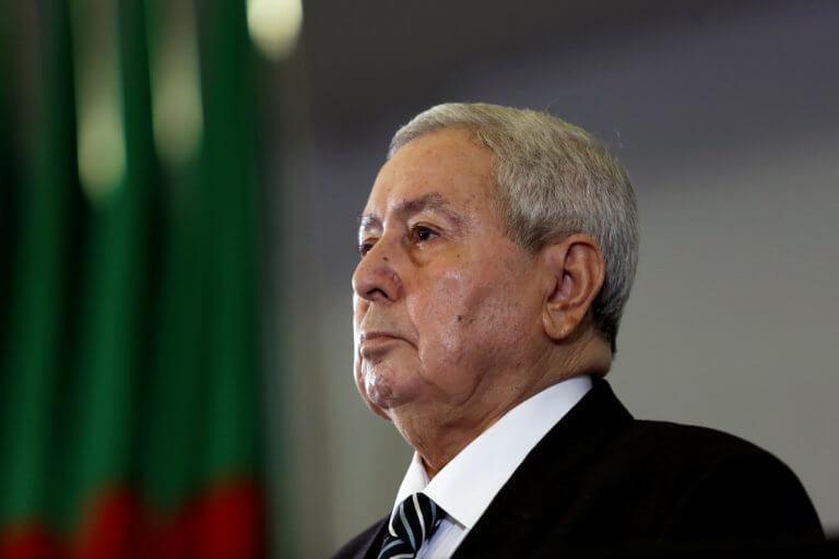 Αλγερία: Στενός συνεργάτης του Μπουτεφλίκα ο μεταβατικός Πρόεδρος