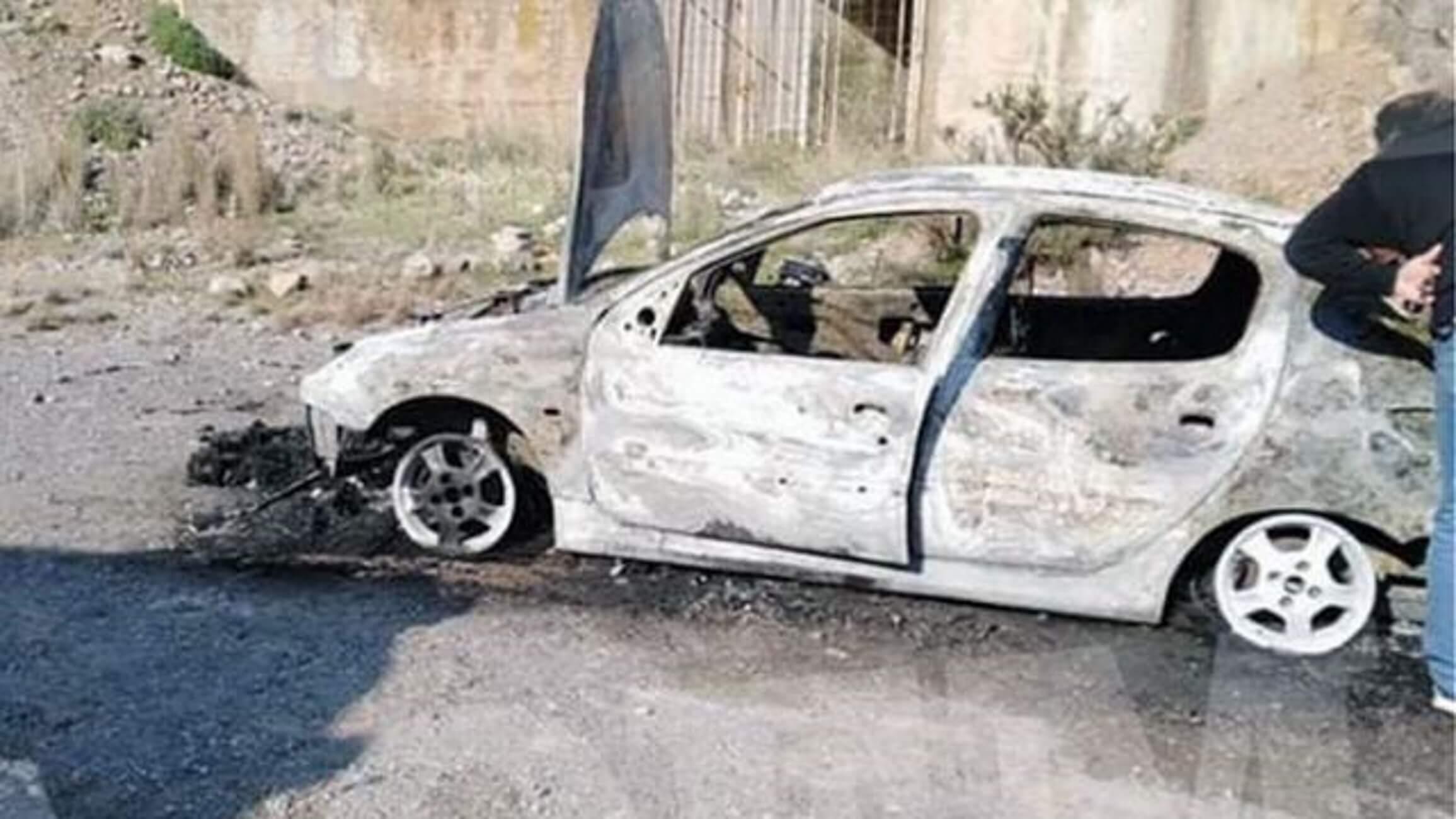 Άμφισσα: Λύθηκε το μυστήριο με την ταυτότητα του απανθρακωμένου άντρα μέσα σε αυτό το αυτοκίνητο!