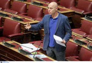 Ευρωεκλογές 2019: Φουλ για ευρωβουλή ο Αμυράς, παραιτήθηκε από βουλευτής