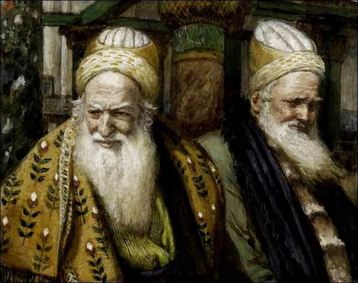 Άννας και Καϊάφας: Ο πεθερός και ο γαμπρός που δίκασαν τον Χριστό