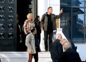 """Απάντηση Αρβανίτη για τα επεισόδια στην Κατερίνη – """"Μια φορά φασίστες, πάντα φασίστες""""!"""